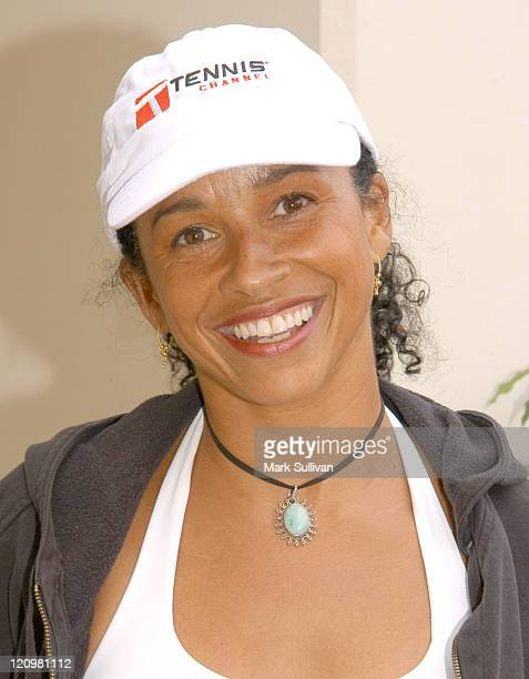Rae Dawn Chong during The Tennis Channel's First Serve Launch Party at Strauss Clubhouse at the Los Angeles Tennis Center in Westwood California...