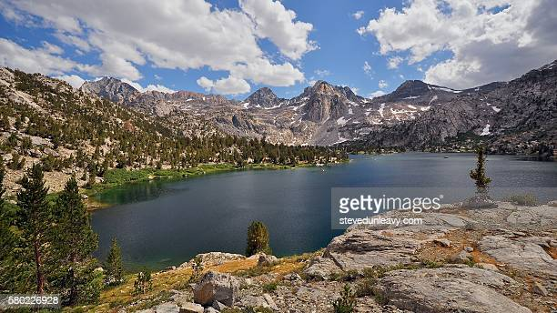 rae lakes, kings canyon national park - pacific crest trail stock pictures, royalty-free photos & images