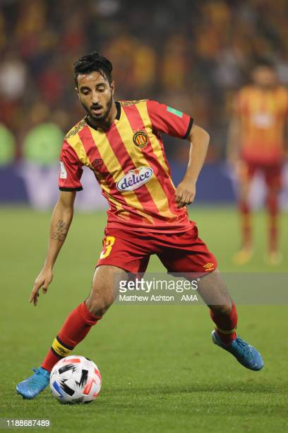 Raed Fadaa of Esperance Sportive de Tunis during the FIFA Club World Cup 2nd round match between Al Hilal and Esperance Sportive de Tunis at Jassim...