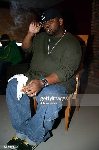 Raekwon during In the Kitchen with Raekwon the Chef February 10 2005 at Rivol House in New York City New York United States