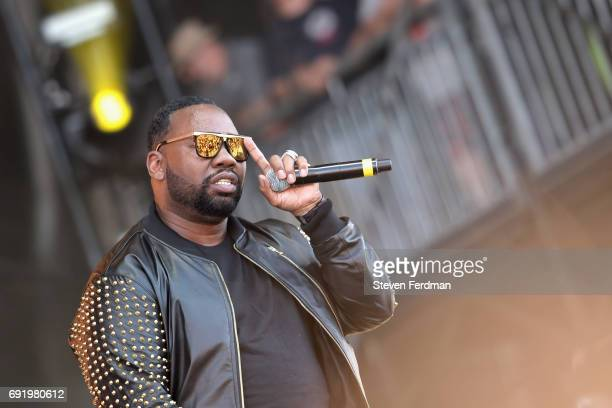 Raekwon of the group WuTang Clan performs onstage during the 2017 Governors Ball Music Festival Day 2 at Randall's Island on June 3 2017 in New York...