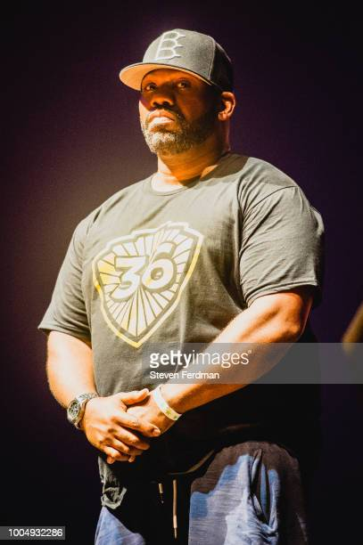 Raekwon performs during Live from The 36th Chamber of Shaolin at Lincoln Center on July 24 2018 in New York City