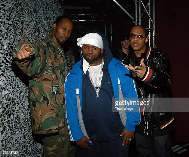 Raekwon Rza and UGod of WuTang Clan Honorees