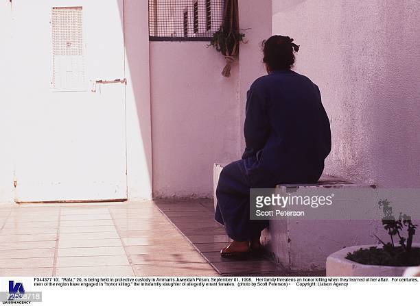 'Rafa' 20 is being held in protective custody in Amman's Juweidah Prison September 01 1998 Her family threatens an honor killing when they learned of...