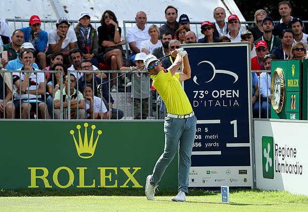 Italian Open - Day Four - Rafa Cabrera-Bello