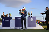 troon scotland rafa cabrerabello spain kisses