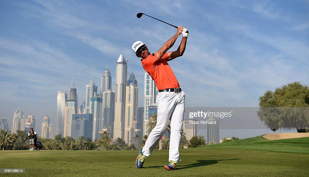 Omega Dubai Desert Classic - Previews