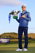 troon scotland rafa cabrerabello spain poses