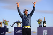 troon scotland rafa cabrerabello spain reacts