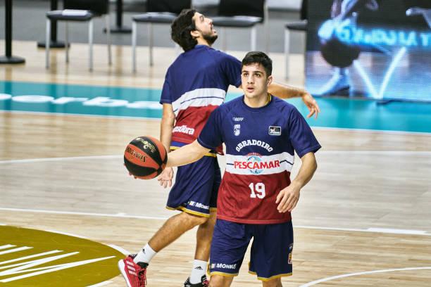 ESP: Real Madrid v Monbus Obradoiro - Liga ACB