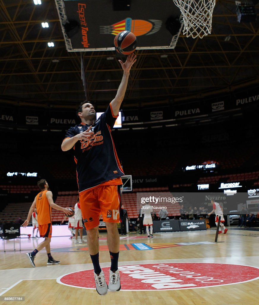 Valencia Basket v Crvena Zvezda mts Belgrade - Turkish Airlines EuroLeague