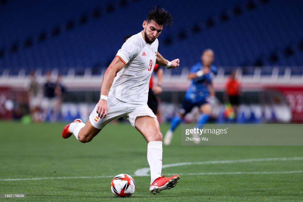 Japan v Spain: Men's Football Semi-final - Olympics: Day 11 : News Photo