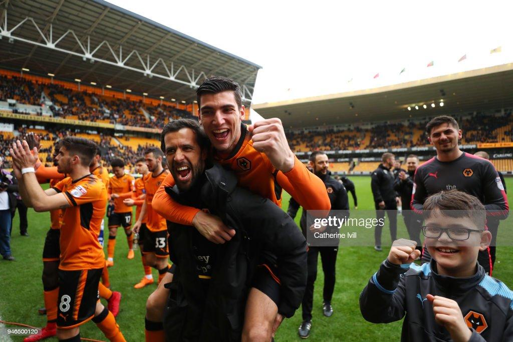 Wolverhampton Wanderers v Birmingham City - Sky Bet Championship