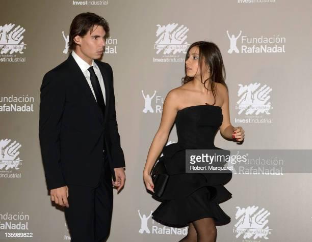 "Rafa Nadal and Maria Francisca ''Xisca' Perello attend the ""Juntos Por La Integracion"" charity gala organized by the Foundation Rafa Nadal on..."