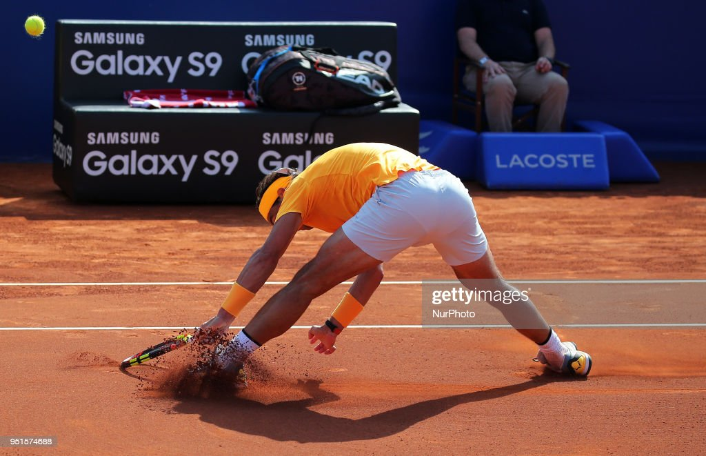 Barcelona Open Banc Sabadell - Day 4 : News Photo