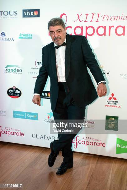 Rafael Amargo attends the 13th edition of the Escapaarte Awards on September 13 2019 in Seville Spain