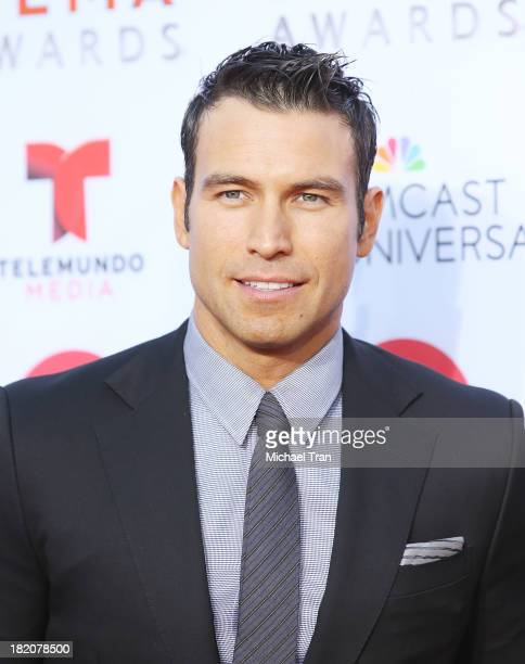 Rafael Amaya arrives at the 2013 NCLR ALMA Awards held at Pasadena Civic Auditorium on September 27 2013 in Pasadena California