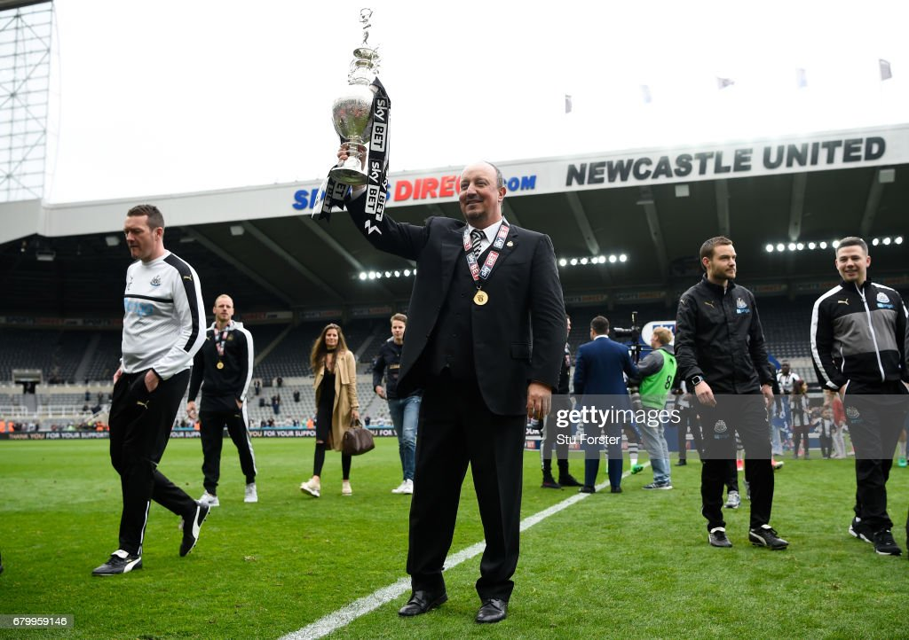 Newcastle United v Barnsley - Sky Bet Championship : News Photo
