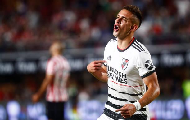 ARG: Estudiantes de La Plata v River Plate - Superliga 2019/20