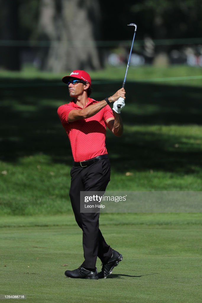 Rocket Mortgage Classic - Round Two : News Photo
