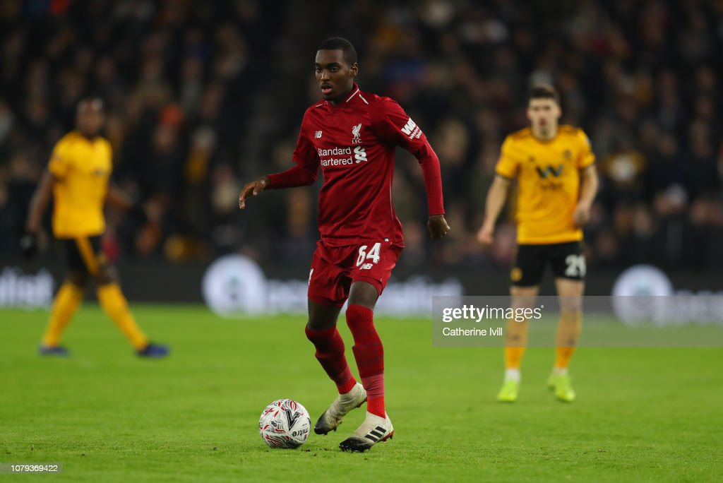 Wolverhampton Wanderers v Liverpool - Emirates FA Cup Third Round : News Photo