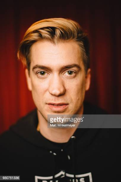 Rafael Casal poses for a portrait at the 'Blindspotting' Premiere 2018 SXSW Conference and Festivals at Paramount Theatre on March 11 2018 in Austin...