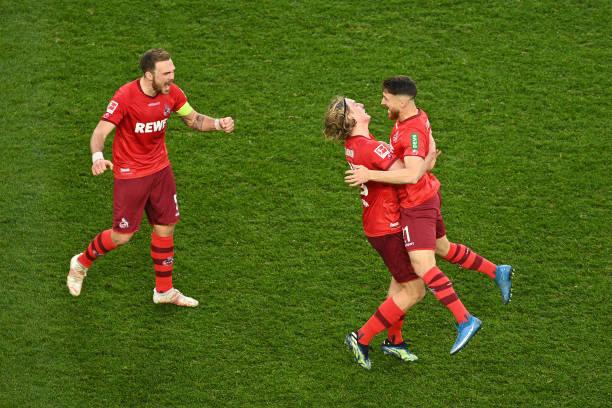 DEU: 1. FC Koeln v RB Leipzig - Bundesliga