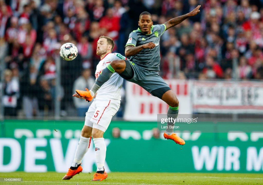 1. FC Koeln v FC Ingolstadt 04 - Second Bundesliga : News Photo