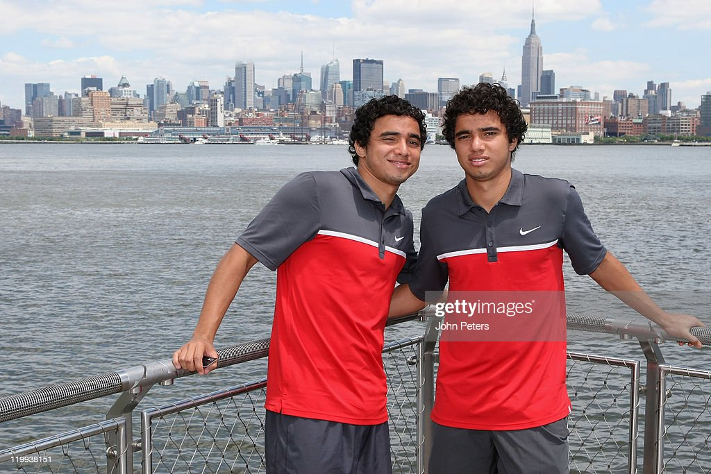 Manchester United Squad Visit New Jersey : News Photo