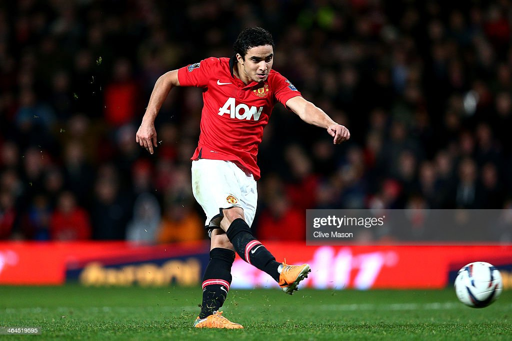 Manchester United v Sunderland - Capital One Cup Semi-Final: Second Leg : News Photo