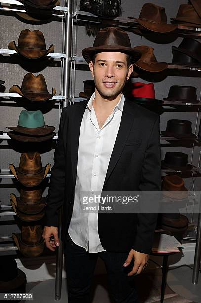 Rafael de la Fuente attends the GBK LifeCell 2016 Pre Oscar Lounge at The London West Hollywood on February 27 2016 in West Hollywood California