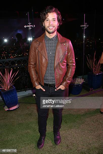 Rafael de La Fuente attends the Latina Hot List Party hosted by Latina Media Ventures at The London West Hollywood on October 6 2015 in West...