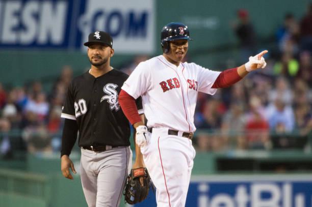 MA: Chicago White Sox v Boston Red Sox
