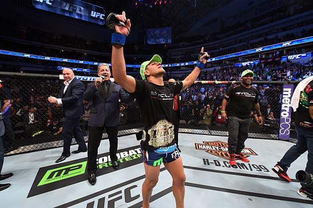 UFC 185: Pettis v Dos Anjos