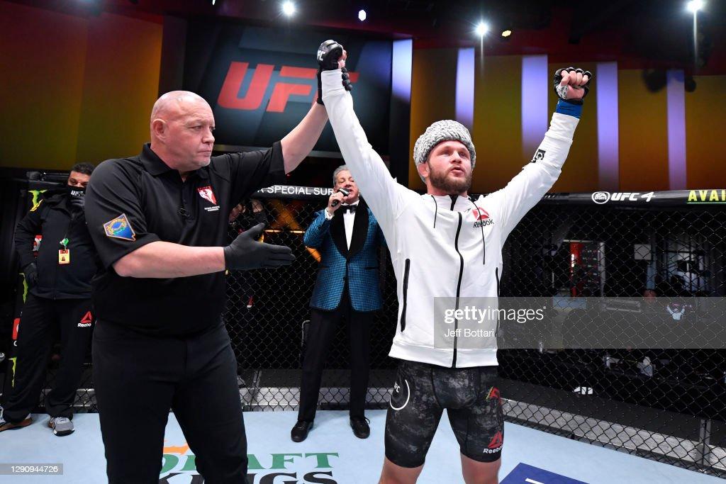UFC 256: Moicano v Fiziev : News Photo