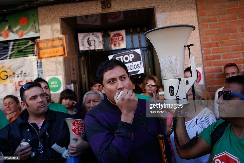 Eviction: the story of Rafael Hilario Gomez Garcia : News Photo