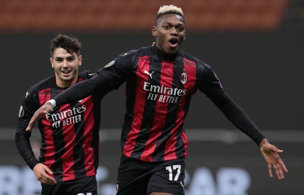 ITA: AC Milan v AC Sparta Praha: Group H - UEFA Europa League