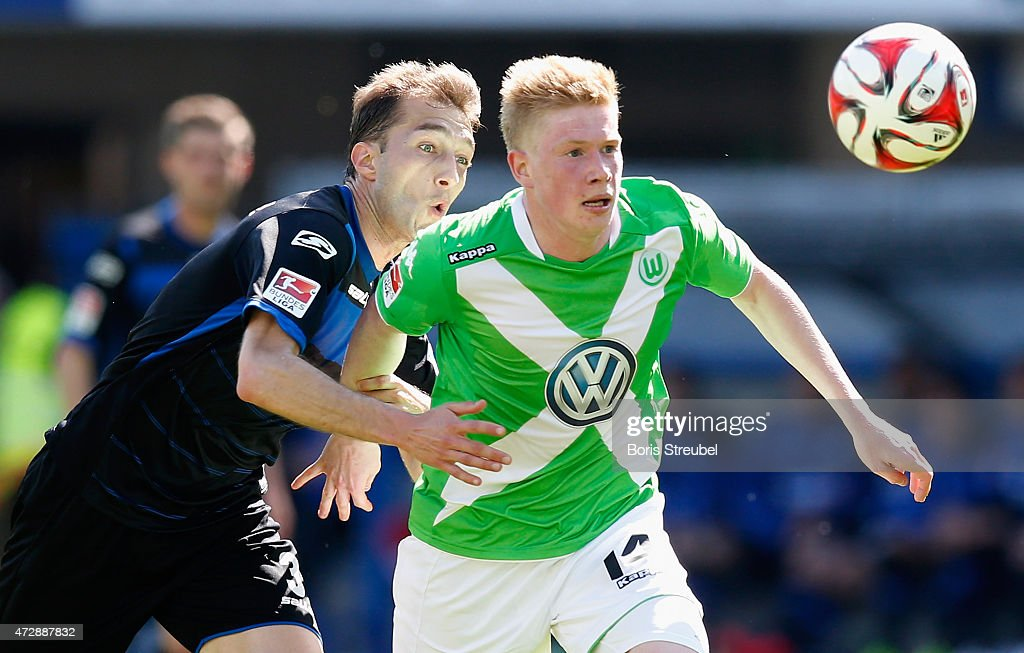 SC Paderborn 07 v VfL Wolfsburg - Bundesliga : News Photo