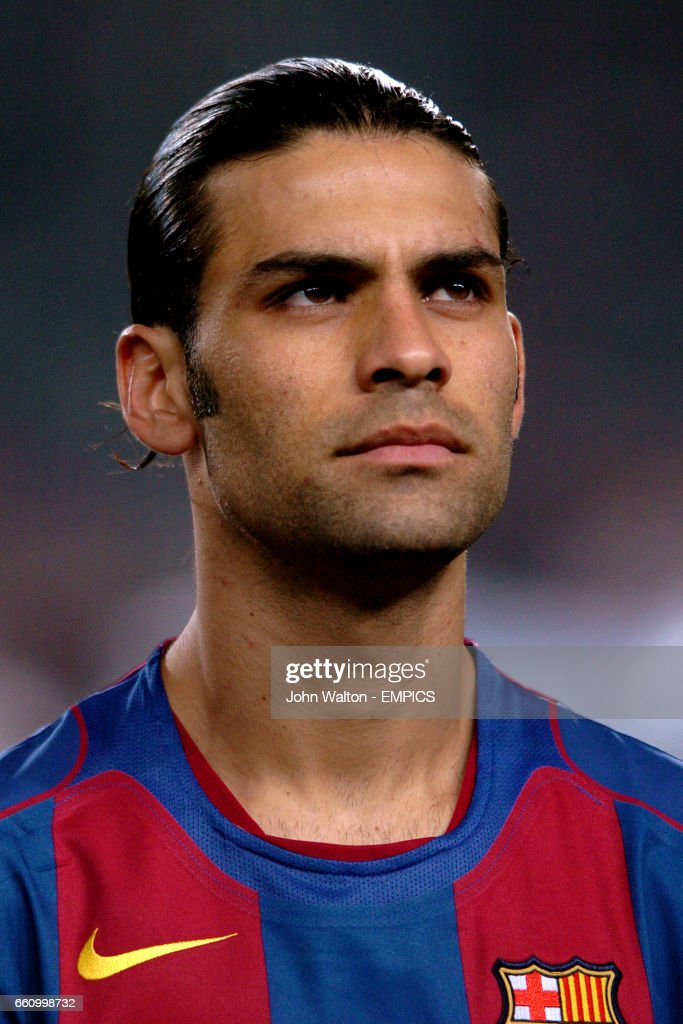 low priced f47be 6b386 Rafael Marquez, Barcelona News Photo - Getty Images