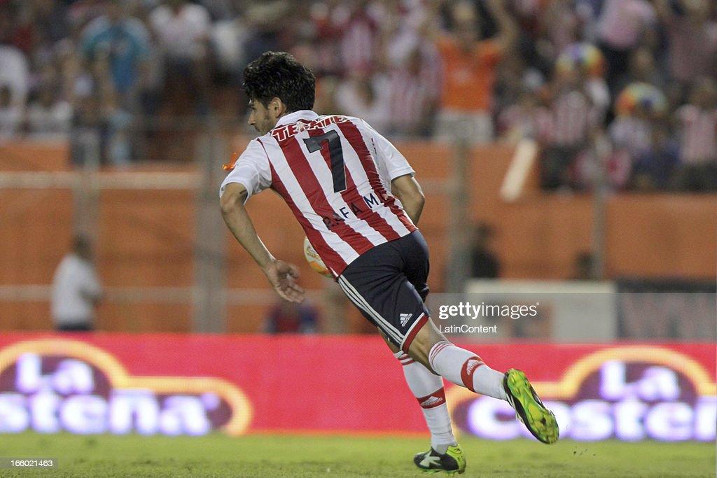 Jaguares v Chivas - Clausura 2013 Liga MX