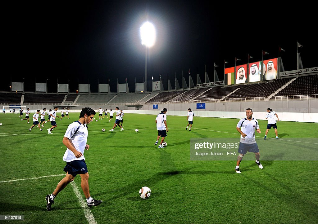 FIFA Club World Cup 2009 - Previews : ニュース写真