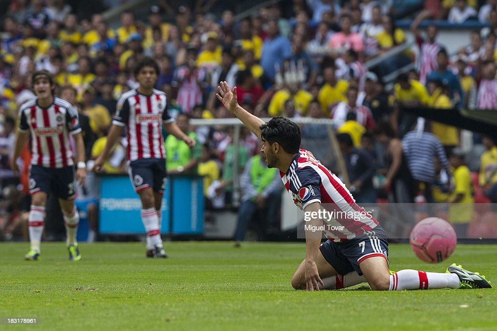 America v Chivas - Apertura 2013 Liga MX
