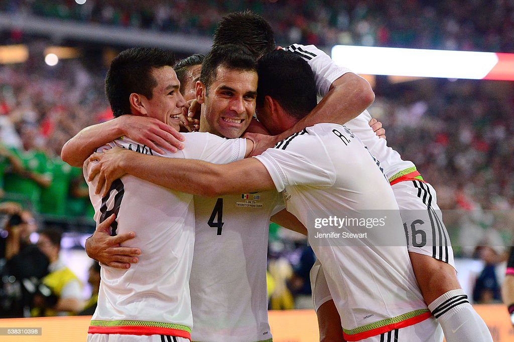 Mexico v Uruguay: Group C - Copa America Centenario : News Photo