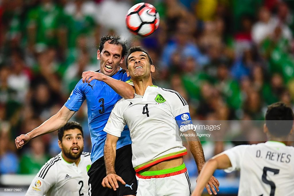 Mexico v Uruguay - Copa America Centenario : News Photo