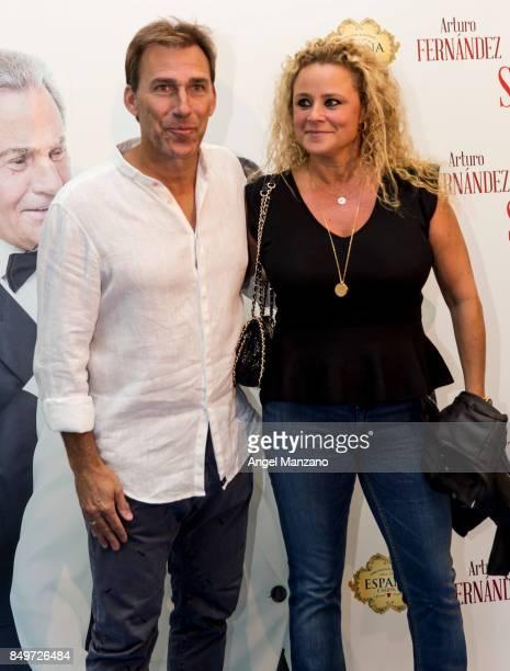 Rafael Martin Vazquez attends 'Alta Seduccion' Madrid Premiere photocall in Amaya theater on September 19 2017 in Madrid Spain