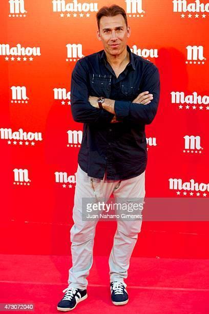 Rafael Martin Vazquez attends 'Mahou 5 Estrellas' photocall at Callao Cinema on May 12 2015 in Madrid Spain