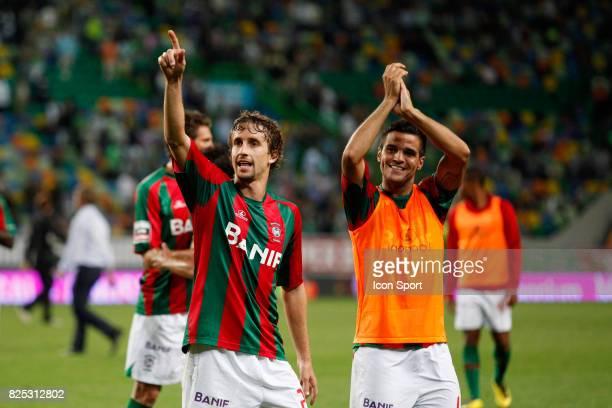 Rafael Miranda/ Olberdam / Maritimo Funchal Sporting / Maritimo Funchal Championnat du Portugal