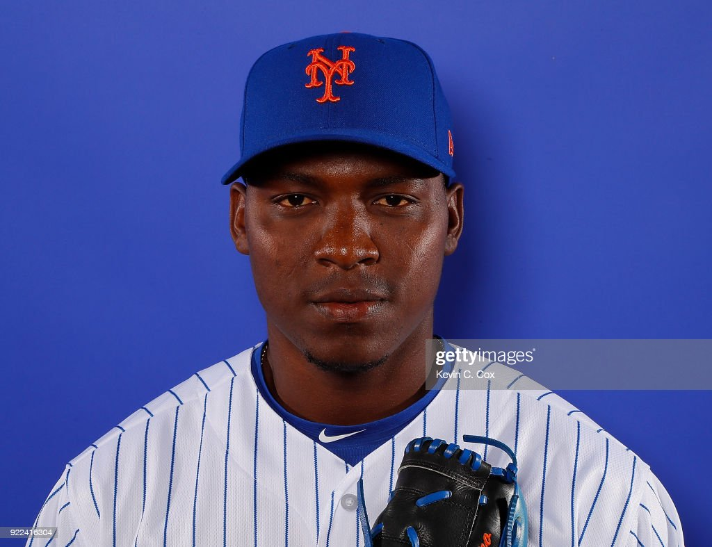 New York Mets Photo Day : Nachrichtenfoto