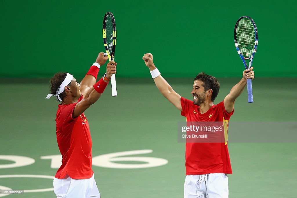 Tennis - Olympics: Day 4 : News Photo