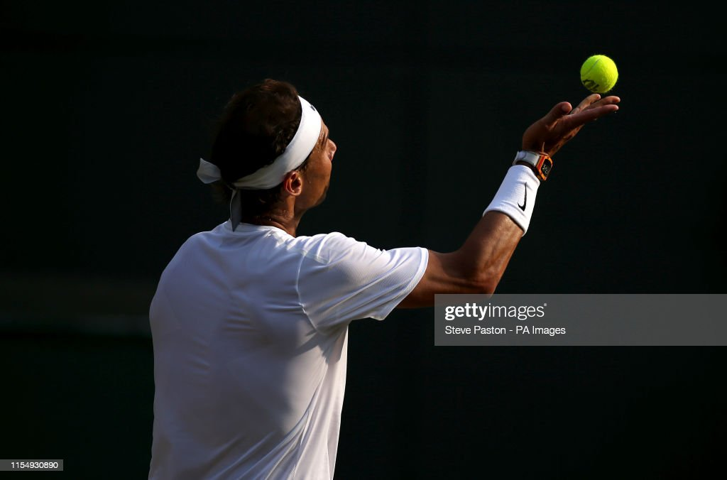 Wimbledon 2019 - Day Nine - The All England Lawn Tennis and Croquet Club : News Photo